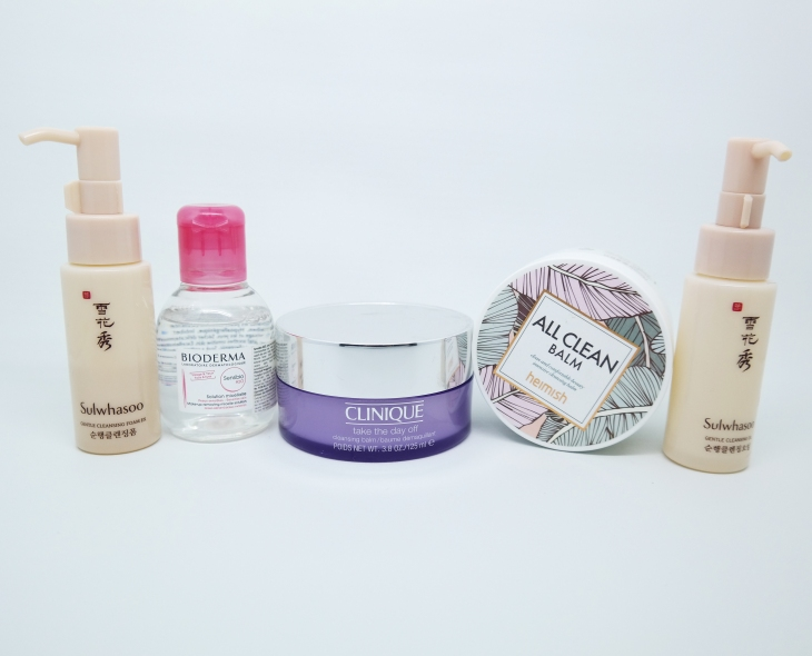 Favourite Cleansers