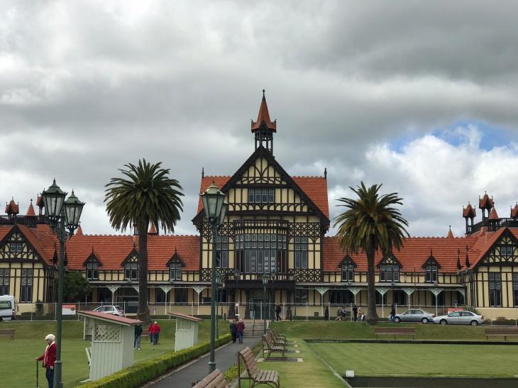 Rotorua Townhall