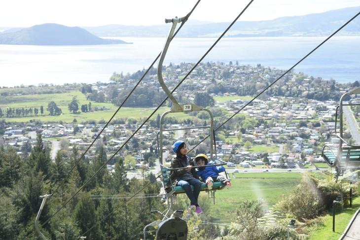 After Luge Skyline Rotorua