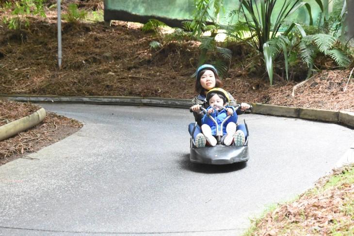 Luge Skyline Rotorua