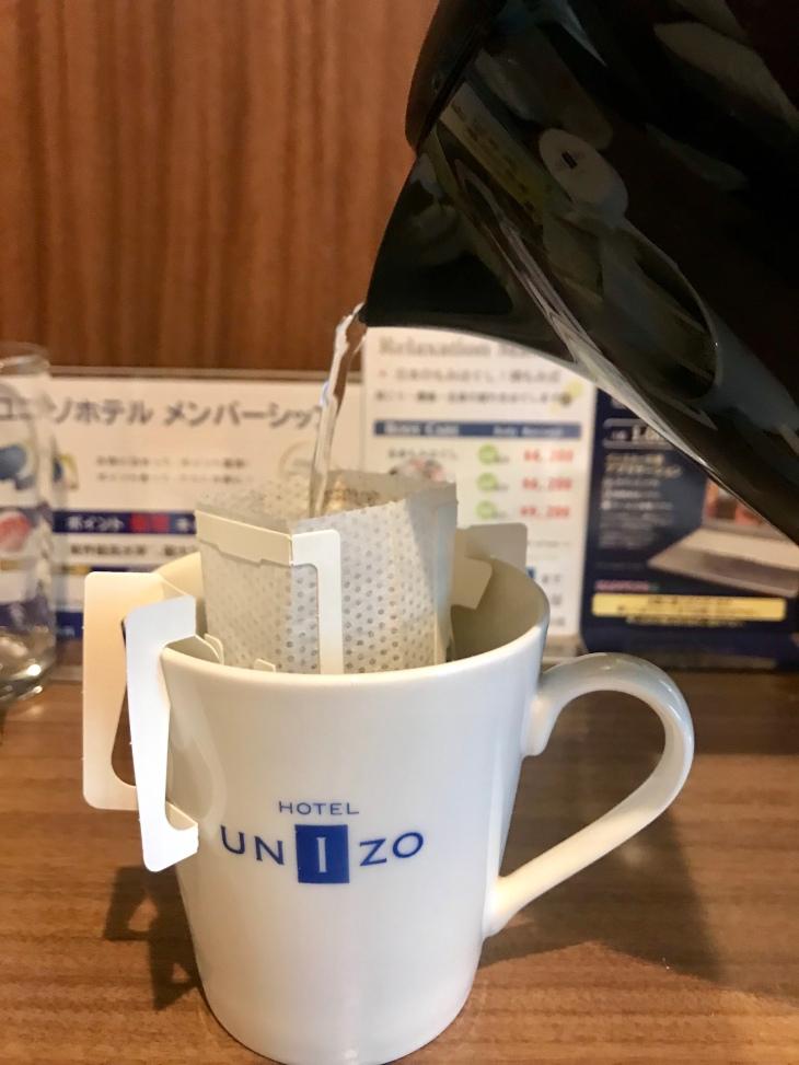 Hotel Unizo Osaka Shinsaibashi, Osaka
