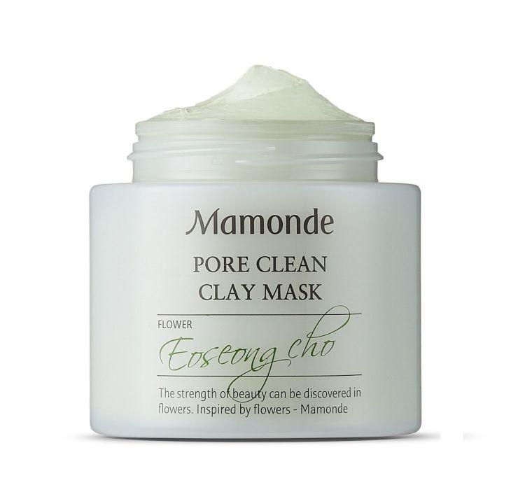 Mamonde Pore Clay Eosongcho Mask