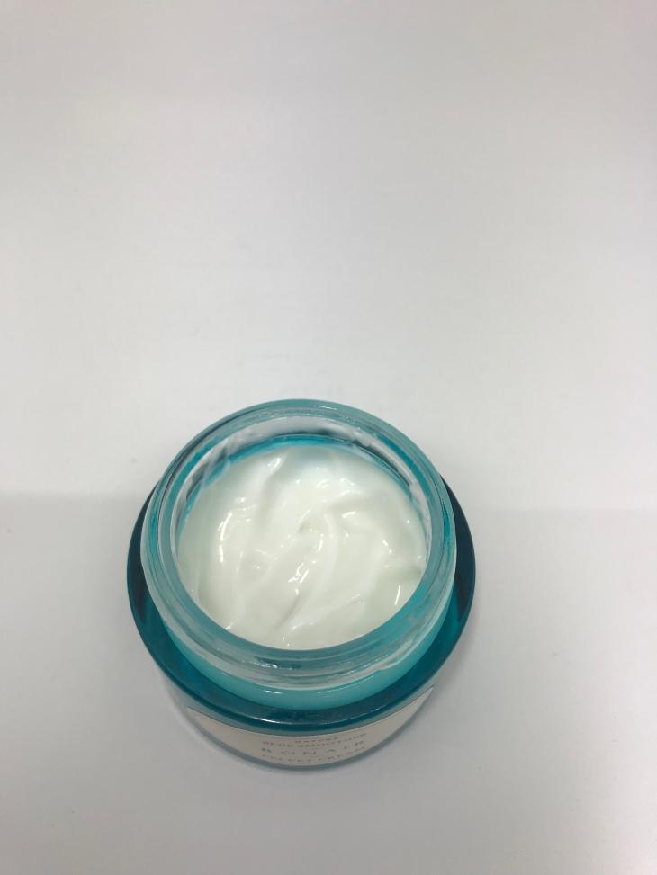 Bon Air Blue Smoother Velvet Cream