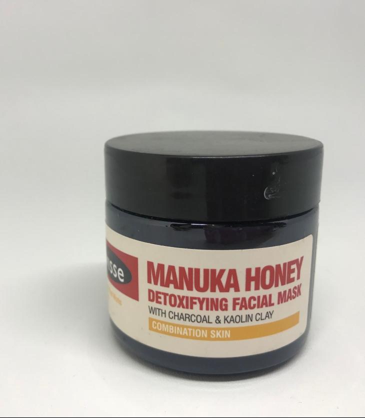 Swisse Manuka Honey Detoxifying Facial Mask With Charcoal & Kaolin Clay